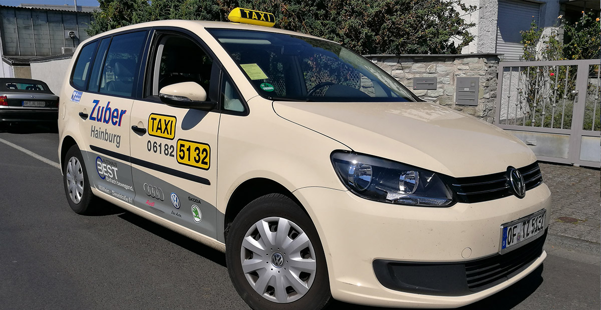 Zuber Taxi Transporte