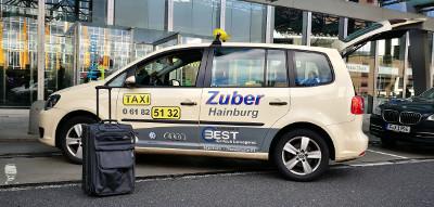 taxi offenbach flughafen